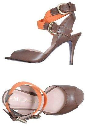 Miezko High-heeled sandals