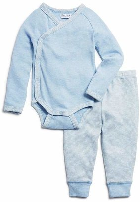 Splendid Boys' Striped Kimono Top & Pants Take Me Home Set - Baby