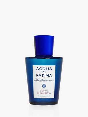 Acqua di Parma Blu Meditarraneo Mirto di Panarea Shower Gel, 200ml