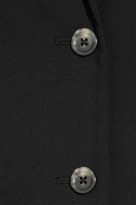 The Row New School Boy wool-blend blazer