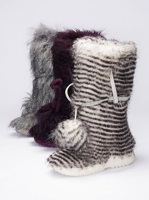 Victoria's Secret Colin Stuart Faux-fur Pom-pom Boot