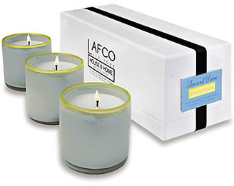 Lafco Inc. Sea & Dune Mini Candle Trio, Beach House