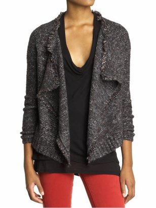 360 Sweater Greata Coco Tweed Sweater Jacket