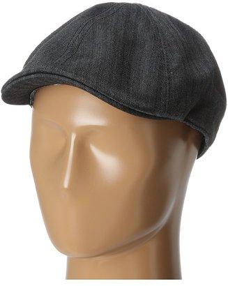 Coal The Harrison (Black Herringbone) - Hats