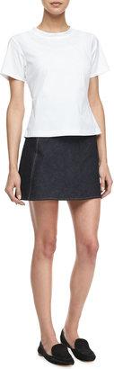 Theory Lonati D Miniskirt