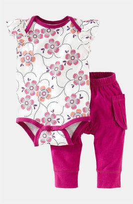 Tea Collection 'Flutter' Bodysuit & Leggings (Infant)