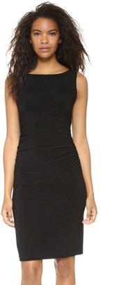 Norma Kamali Kamali Kulture Shirred Waist Dress $125 thestylecure.com