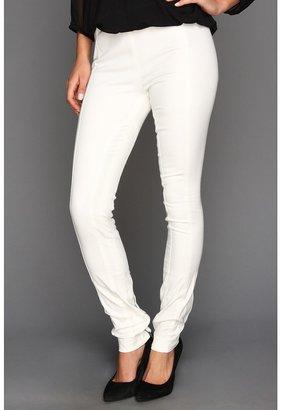 BCBGMAXAZRIA Slater Paneled Legging (White) - Apparel