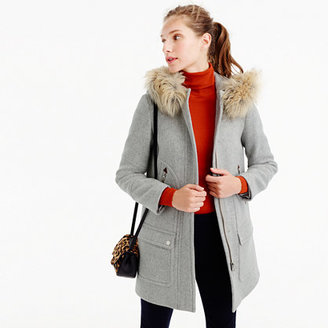 Chateau parka in stadium-cloth $365 thestylecure.com