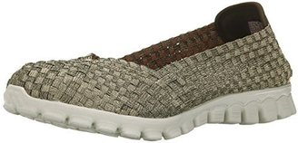 Skechers Sport Women's EZ Flex Yes Please Fashion Sneaker $57 thestylecure.com