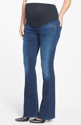Citizens of Humanity 'Emmanuelle' Bootcut Maternity Jeans (Secret)