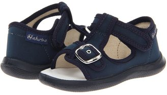 Naturino 7786 (Infant/Toddler) (Blue) - Footwear