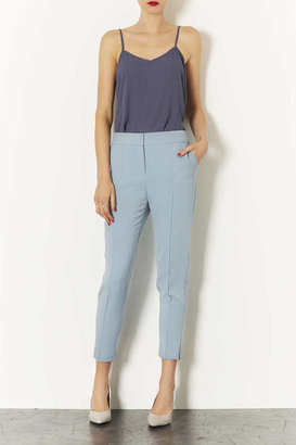 Topshop Seam Cigarette Trousers