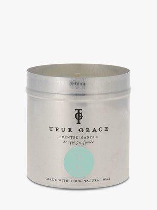 True Grace Village Seashore Scented Candle Tin