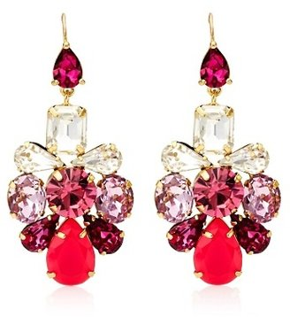 Juicy Couture Multicolor Gemstone Clusters