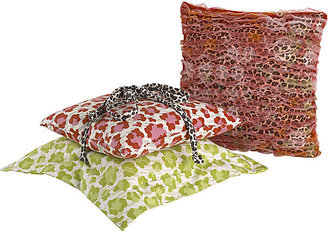 JCPenney Cotton Tale Here Kitty Kitty 3-pc. Pillow Set