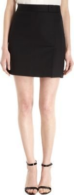 3.1 Phillip Lim Faux Wrap A-Line Skirt