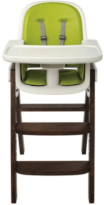 OXO Tot Sprout High Chair- Green/Walnut