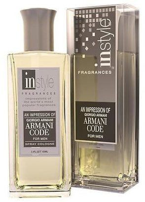 Instyle Fragrances An Impression Spray Cologne for Men Armani Code