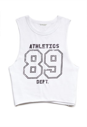 Forever 21 Athletics Dept. Muscle Tee