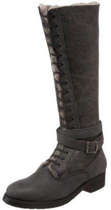 Yin Women's Brown Knee-High Boot
