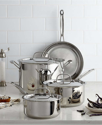 Cuisinart Chef Classic Stainless Steel 7 Piece Cookware Set