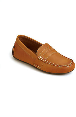 Ralph Lauren Kid's Telly Leather Loafers