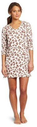 Dearfoams Women's Sweetheart V-Neck Sleepshirt