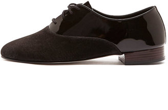 American Apparel Bobby Suede Lace-Up Shoe