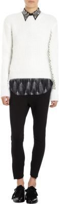 3.1 Phillip Lim Mix Stitch Sweater