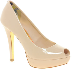 Ted Baker Svana 5 Peep Toe Court Shoes