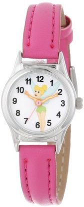 Disney Tinker Bell Women's TNK483 Black Strap Petite Case Easy Read Watch $14.97 thestylecure.com