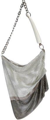 Laura B 'Ice Queen Horn' shoulder bag