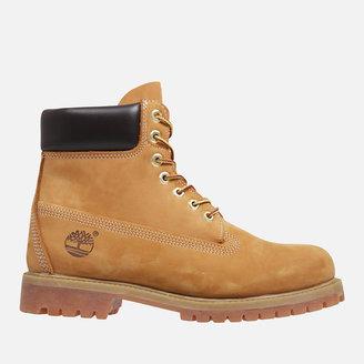 Timberland Men's 6 Inch Premium Boots - Wheat