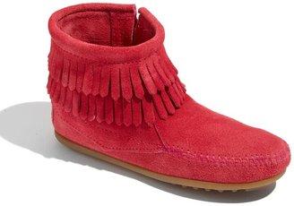 Minnetonka 'Double Fringe' Boot
