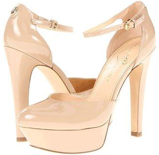 Ivanka Trump Nala (Light Beige Patent) - Footwear