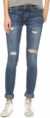 Current/Elliott The Skinny Jeans $216 thestylecure.com