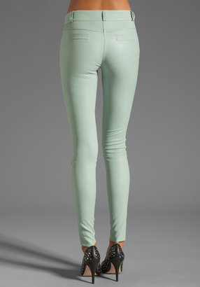 Mackage Miki Stretch Leather Pant