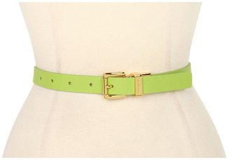 MICHAEL Michael Kors 3/4 Saffiano Reversible With Classic Roller (Green) - Apparel