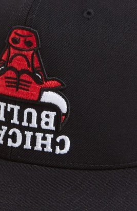 Hall of Fame 'Upside Downs - Chicago Bulls' Snapback Cap