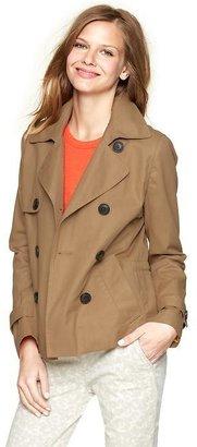 Gap Short trench coat