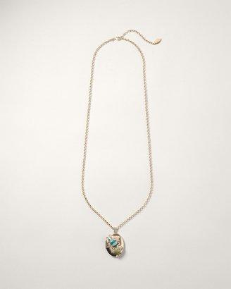 Coldwater Creek Bumble pendant necklace