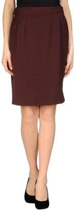 Thierry Mugler Knee length skirts