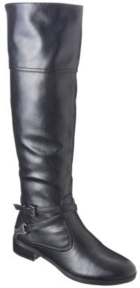Merona Women's Kadens Tall Rider Boot - Assorted Colors
