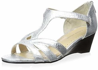 Adrienne Vittadini Footwear Women's Corette Wedge Sandal $13.40 thestylecure.com
