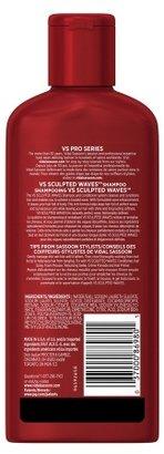 Vidal Sassoon Pro Series Waves Texturizing Shampoo