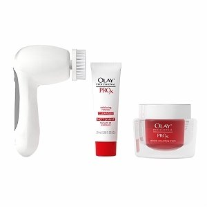 Olay Professional ProX Advanced Cleansing System + Bonus ProX Wrinkle Smoothing Cream