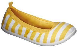 Circo Girl's Hope Canvas - Yellow