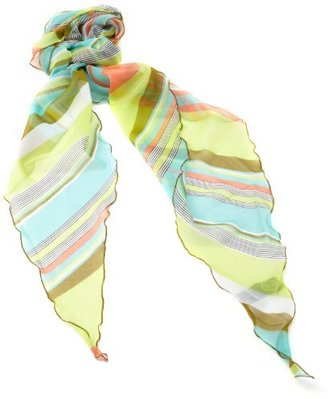 Made of Me Women's Sunset Stripe Scarf