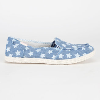 Roxy Lido Rope Womens Shoes